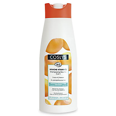 Coslys Shampooing Douche Pamplemousse 750ml