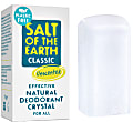 Crystal Spring Salt of the Earth Classic Déo Stick Naturel Sans Plastique