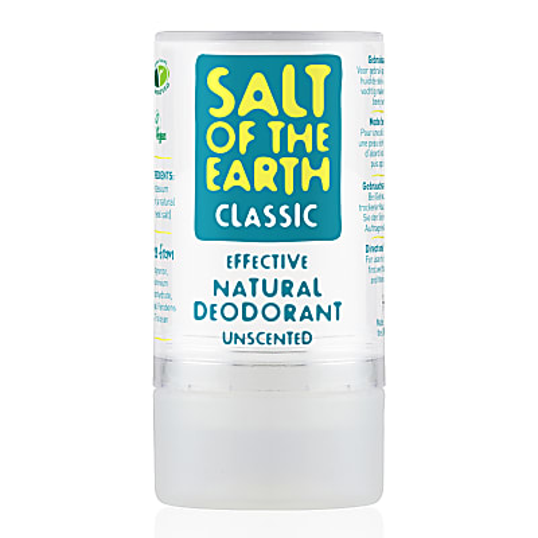 Crystal Spring Salt of the Earth Classic Déodorant Naturel Sans Parfum