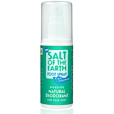Crystal Spring Salt of the Earth Déodorant pour les Pieds