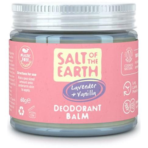 Crystal Spring Salt of the Earth Déodorant Baume Lavande & Vanille