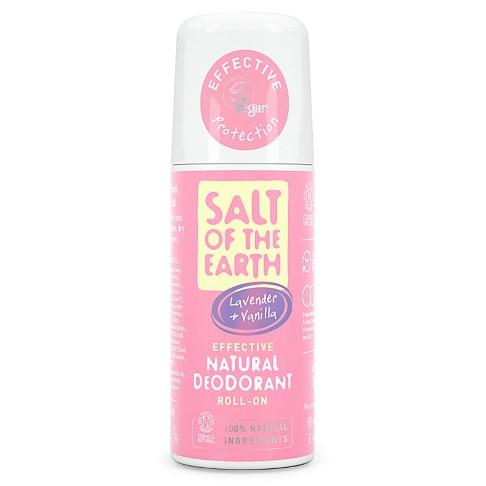 Crystal Spring Salt of the Earth Déodorant Roll-On Lavande & Vanille
