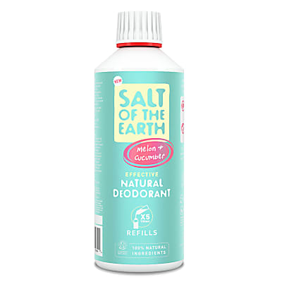Crystal Spring Salt of the Earth Déodorant Spray Melon & Concombre Recharge