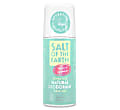 Crystal Spring Salt of the Earth Déodorant Roll-On Melon & Concombre