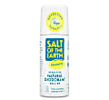 Crystal Spring Salt of the Earth Déodorant Roll-On Naturel Sans Parfum