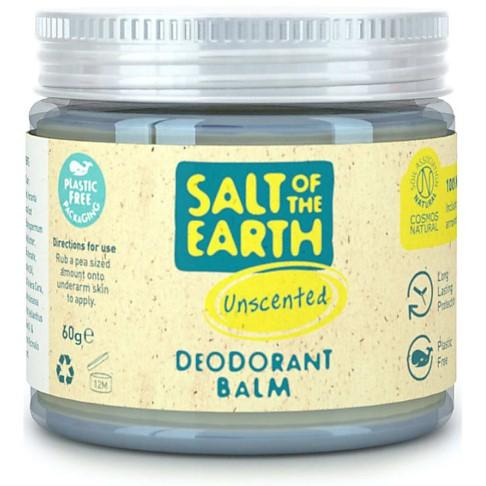 Crystal Spring Salt of the Earth Déodorant Baume Naturel Sans Parfum