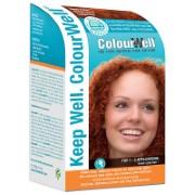 ColourWell Coloration Capillaire Rouge Cuivré
