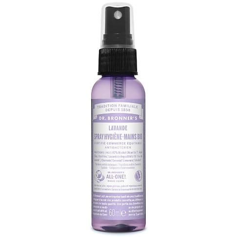 Dr. Bronner - Spray désinfectant pour les mains