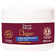 Douce Nature - Crème nourrissante argan