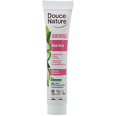 Douce Nature Dentifrice Plantes - Gencives Sensibles