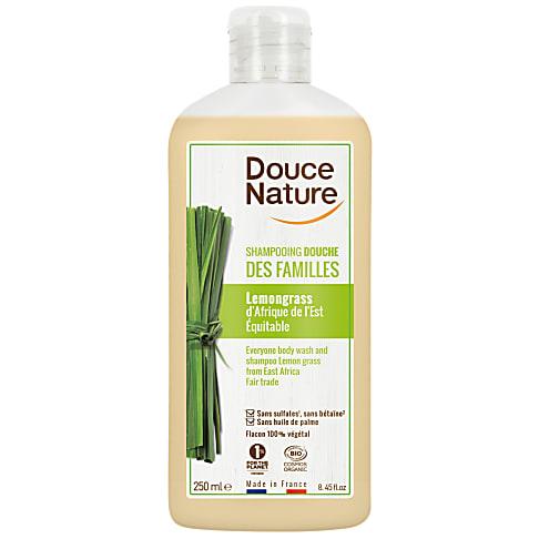 Douce Nature Shampooing Douche Famille à la Citronnelle