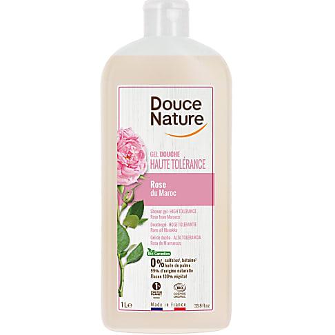 Douce Nature - Gel Douche Haute Tolérance à la Rose