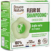Douce Nature - Fleur de shampooing - Cheveux gras
