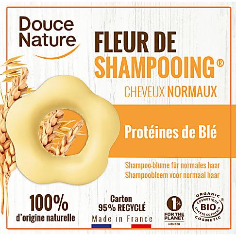 Douce Nature - Fleur de shampoing - Cheveux Normaux