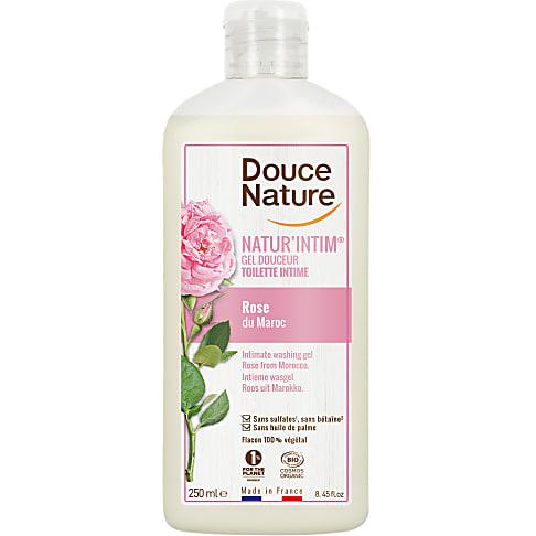 Douce Nature Gel Intime Douceur à la Rose 250ml