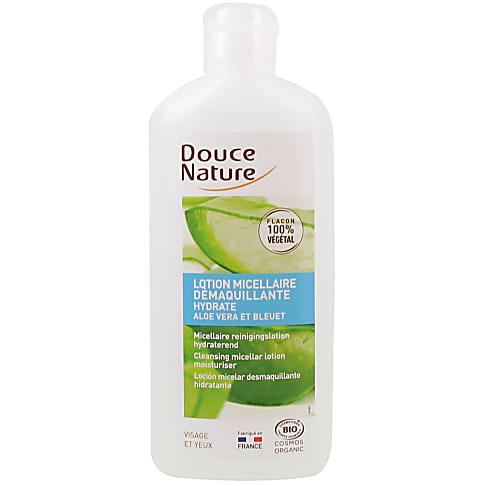 Douce Nature Lotion Micellaire Démaquillante Hydratante