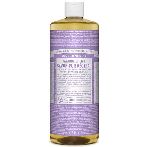 Dr. Bronner's - Savon Liquide de Castille - Lavande - 946ml