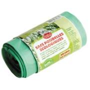 Droguerie Ecologique - Sacs Poubelles Écologiques (30L)