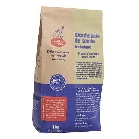 Droguerie Ecologique bicarbonate de Soude 1kg