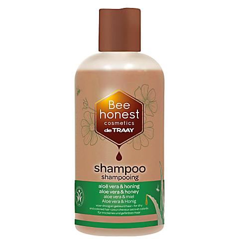 De Traay - Shampooing Cheveux Secs et Colorés - Aloe Vera et Miel - 250 ml