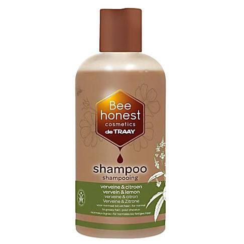 De Traay Bee - Shampoing Cheveux Gras - Verveine et Citron vert