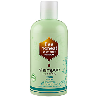 De Traay Bee - Shampoing Cheveux Normaux et Fins - Menthe