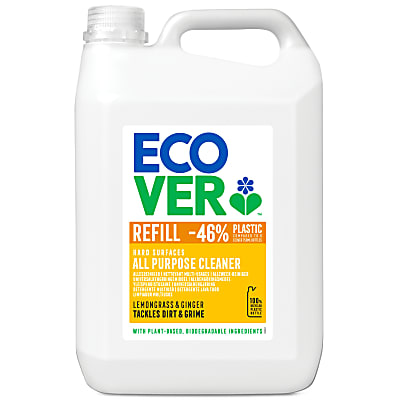 Ecover - Nettoyant multi-surfaces - 5 litres