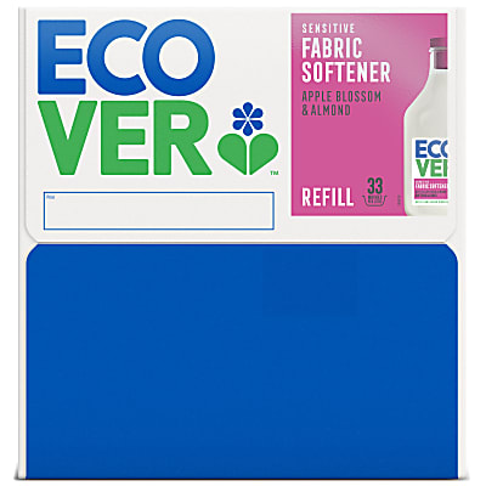 Ecover - Adoucissant Fleur Pommier & Amande - 15 litres