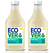 Ecover Lessive Liquide Universelle 1.5L - NOUVELLE FORMULE - PACK DUO