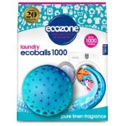 Ecozone Boule de Lavage Eco 1000 lessives - Pure Linen