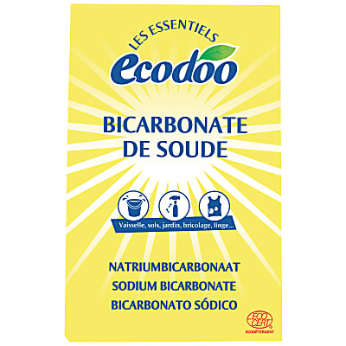 Ecodoo Bicarbonate de Soude 1KG