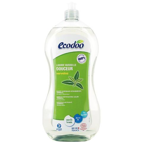 Ecodoo Liquide Vaisselle Douceur Recharge 1L