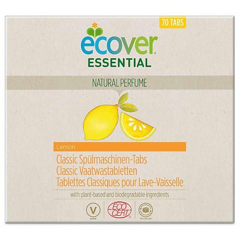 Ecover Essential Tablettes Lave-Vaiselle (70 unités)