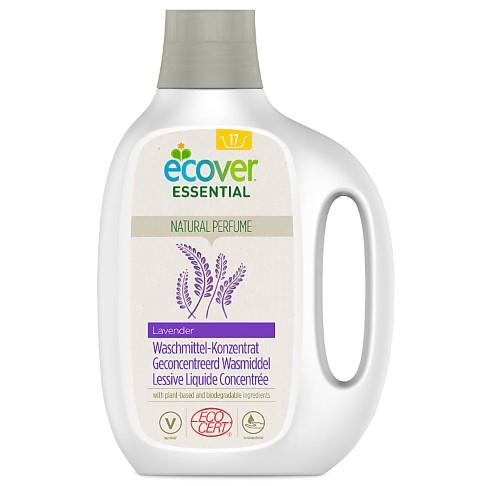 Ecover Essential Lessive Liquide Concentrée Lavende (1L)