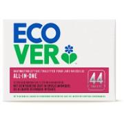 Ecover - Tablettes pour Lave-Vaisselle Tout-en-Un (40 tablettes)