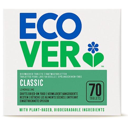 Ecover - Tablettes Lave-vaisselle - 70 tablettes