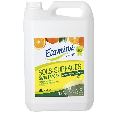 Etamine Du Lys Nettoyant Sol & Surfaces 5L