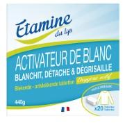 Etamine Du Lys Tablettes Activateur Lavage