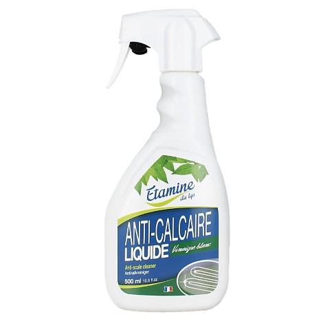 Etamine Du Lys Anti-Calcaire Liquide au Vinaigre Blanc