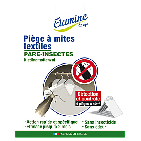 Etamine Du Lys Piège Mites Textiles