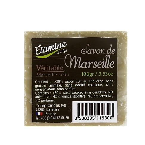 Etamine du Lys Savon de Marseille Vert