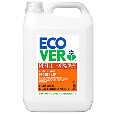 Ecover - Nettoyant Sols - 5 Litres