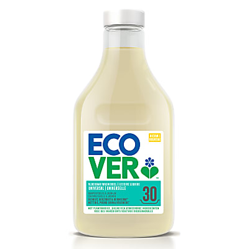 Ecover Lessive Liquide Universelle 1.5L - NOUVELLE FORMULE