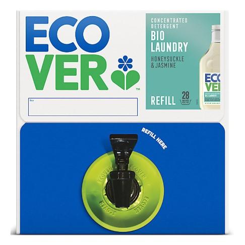 Ecover - Lessive Liquide - 15 litres (300 lavages)