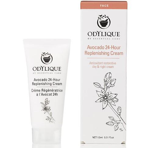 Odylique by Essential Care Crème Régénératrice Bio à l'Avocat 24H 15ml