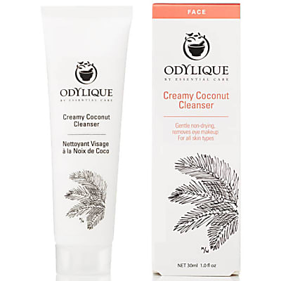 Odylique by Essential Care Nettoyant Visage à la Noix de Coco - 30ml