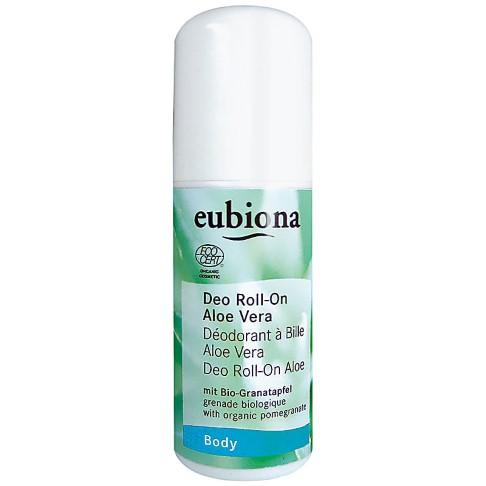Eubiona - Déodorant à bille - Aloe Vera