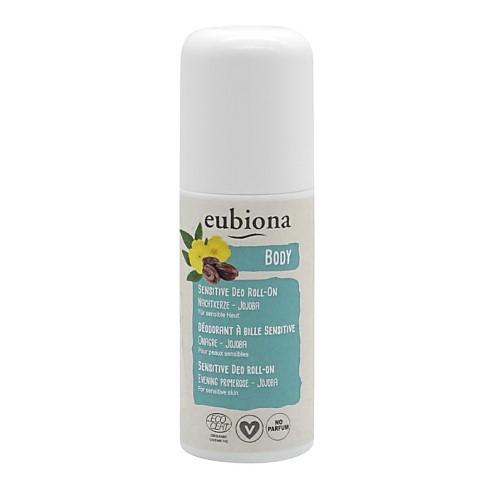 Eubiona - Déodorant à bille Sensitive