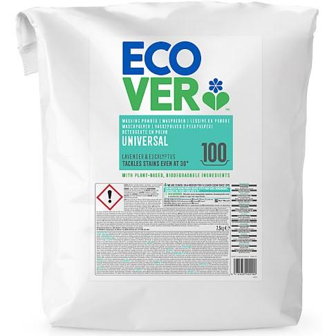 Ecover - Lessive poudre Universelle 7,5 kg