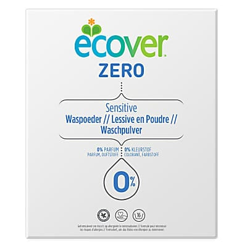 Ecover ZERO Lessive Poudre (16 lavages)